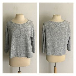 CLOSET CLOSING Madewell terry pullover